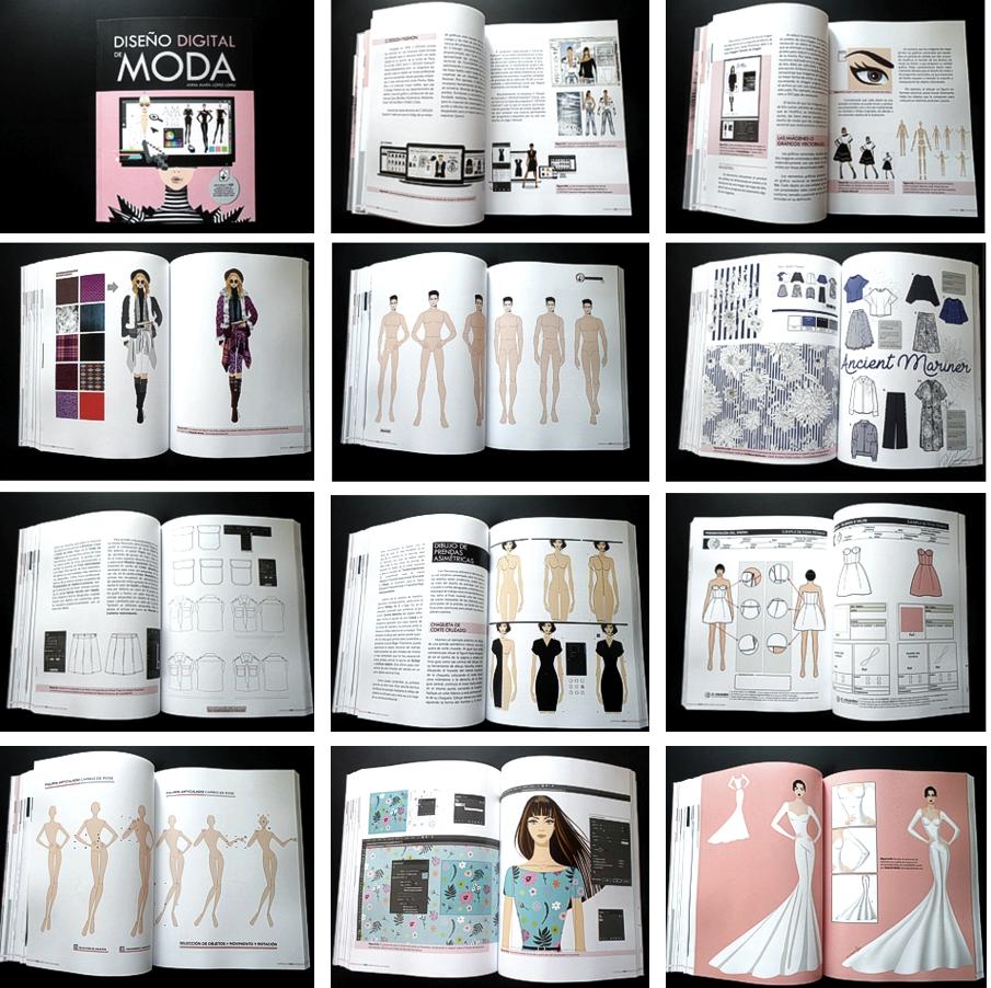 Dise o digital de moda el libro imprescindible para aprender las t cnicas de dise o de moda - Paginas de diseno de interiores ...